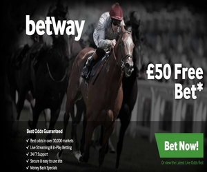 Betway Cheltenham Festival Daily Promotions 04/03/2015
